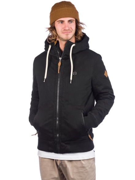 Kazane Basin Ski jas zwart