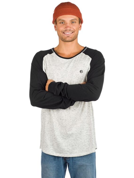 Kazane Brock Long Sleeve T-Shirt grijs