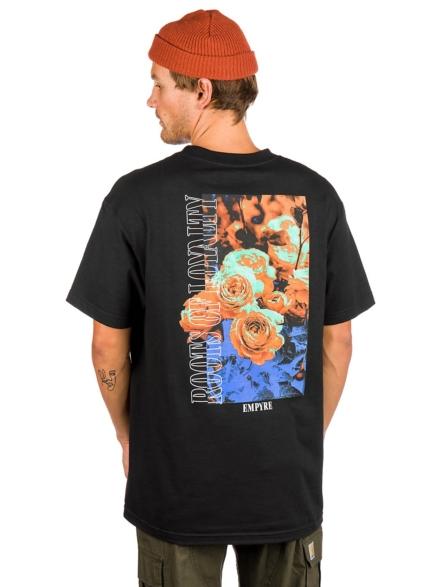 Empyre Roots of Loyalty T-Shirt zwart