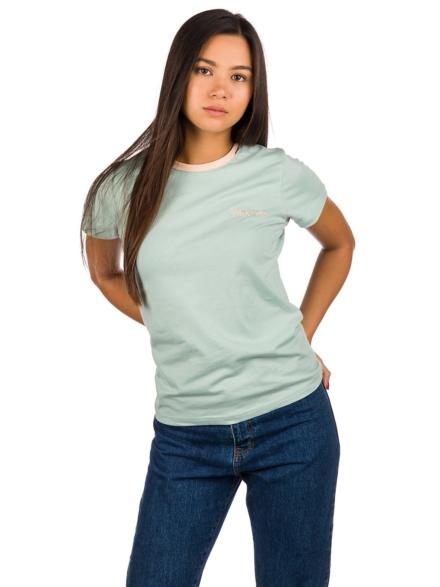 Santa Cruz Off Hand T-Shirt blauw