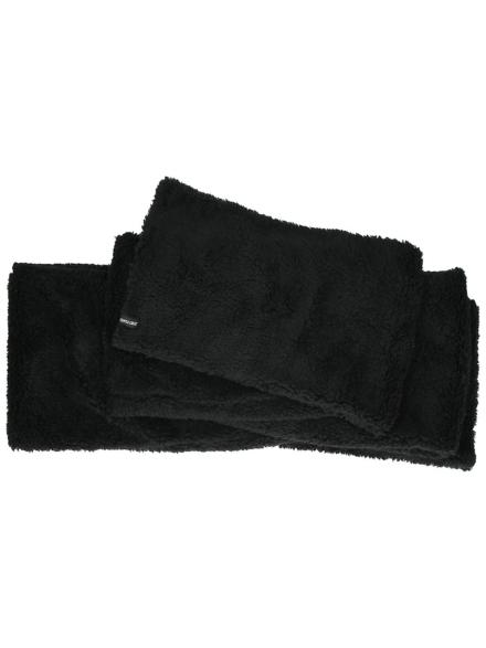 Santa Cruz Teddy sjaal zwart