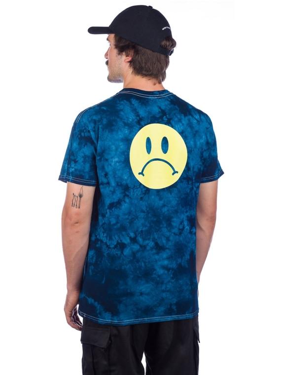 Enjoi Frowny Face T-Shirt blauw