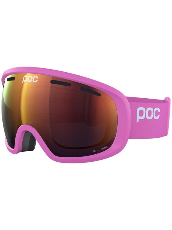 POC Fovea Clarity Actinium Pink roze