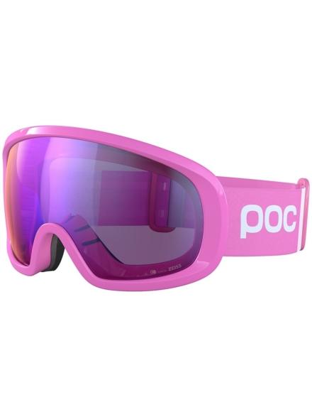 POC Fovea Mid Clarity Comp Actinium Pink roze