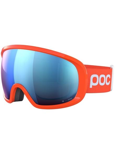 POC Fovea Clarity Comp Fluorescent Orange oranje