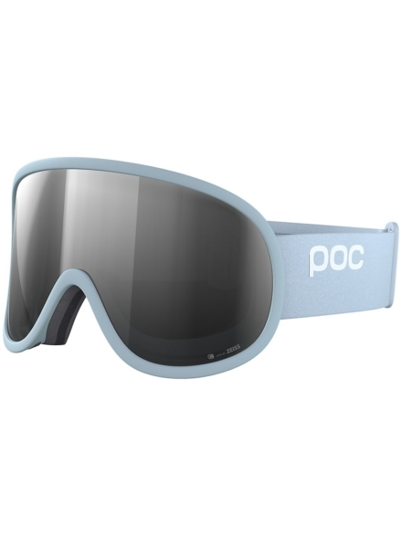 POC Retina Big Dark Kyanite Blue blauw