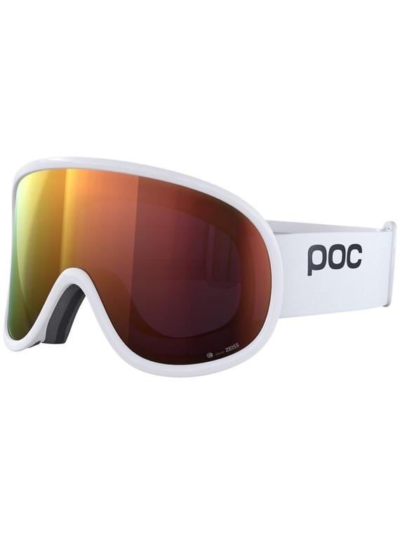 POC Retina Big Clarity Hydrogen wit wit