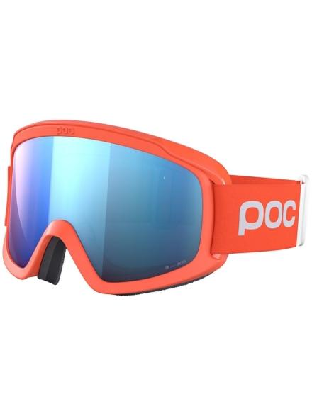 POC Opsin Clarity Comp Fluorescent Orange oranje