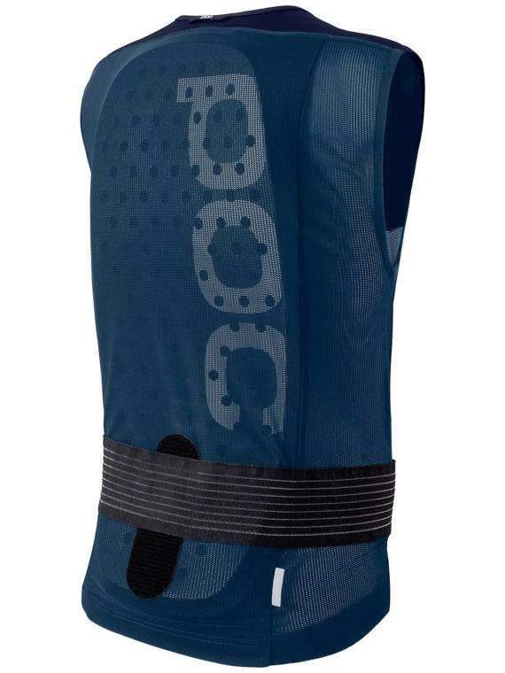 POC Spine VPD Air Vest Slim blauw