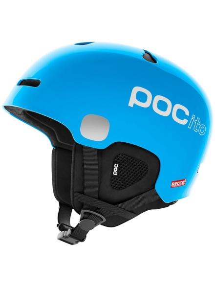 POC POCito Auric Cut SPIN Skihelm blauw