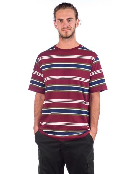 Zine Daze Stripe T-Shirt patroon