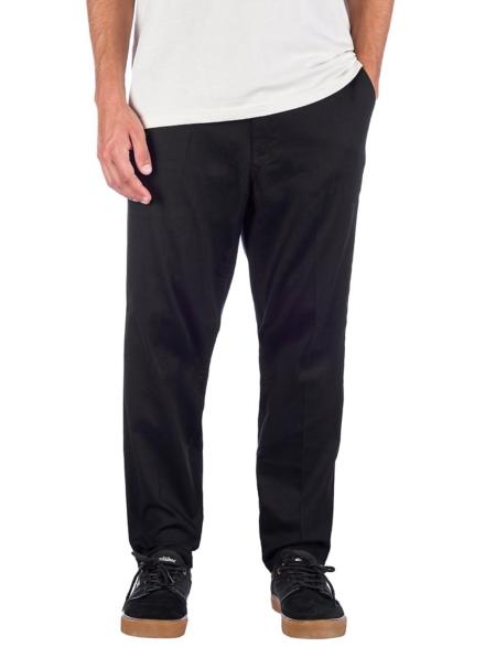 Empyre Seth Cropped Chino broek zwart