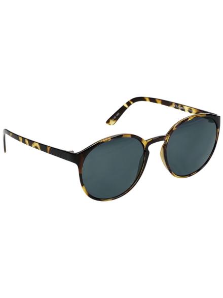 Le Specs Swizzle Syrup Tortoise bruin