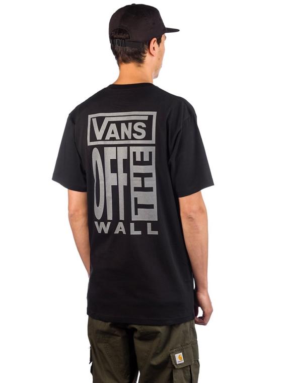 Vans AVE T-Shirt zwart