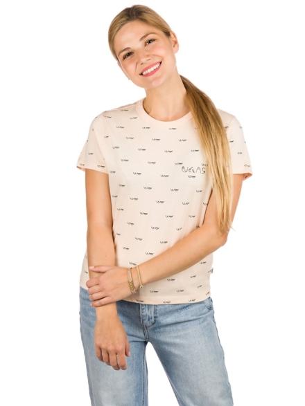 Vans Bca Baby T-Shirt roze