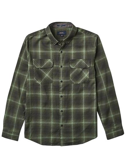 Roark Revival Cassidy Longsleeve Shirt camouflage