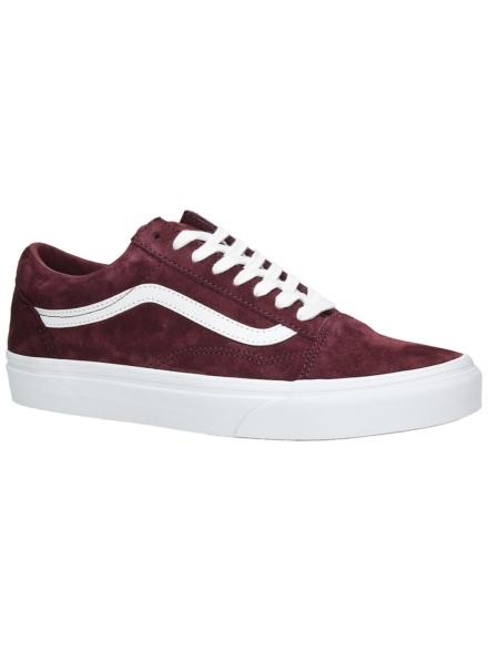 Vans Pig Suede UA Old Skool Sneakers rood