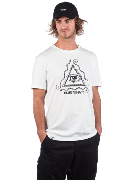 Blue Tomato Visions T-Shirt wit
