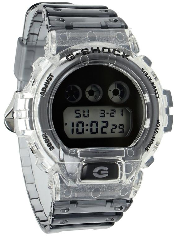 G-SHOCK DW-6900SK-1ER grijs