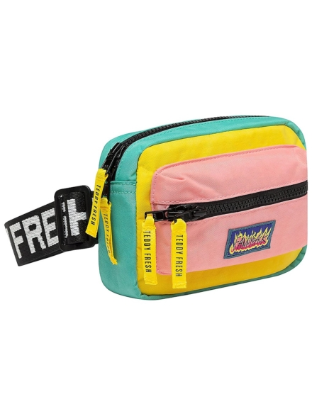 Teddy Fresh Colorblock Hip tas patroon