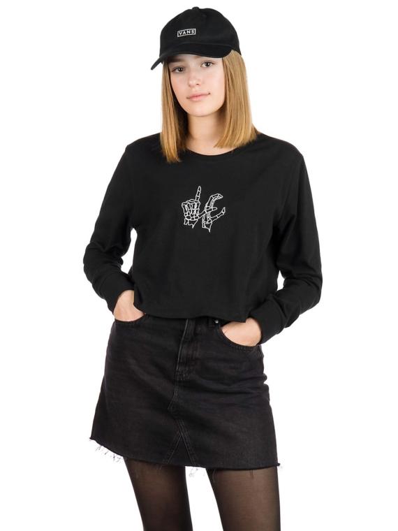 Lurking Class Signs Long Sleeve T-Shirt zwart
