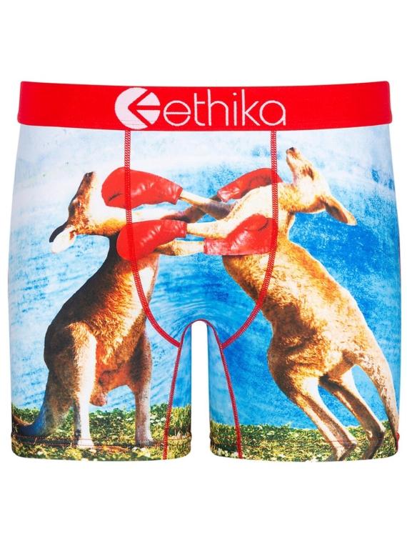 Ethika Knockout Boxershorts blauw