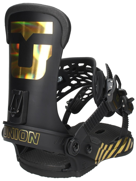 Union Team Gold LTD 2020 geel