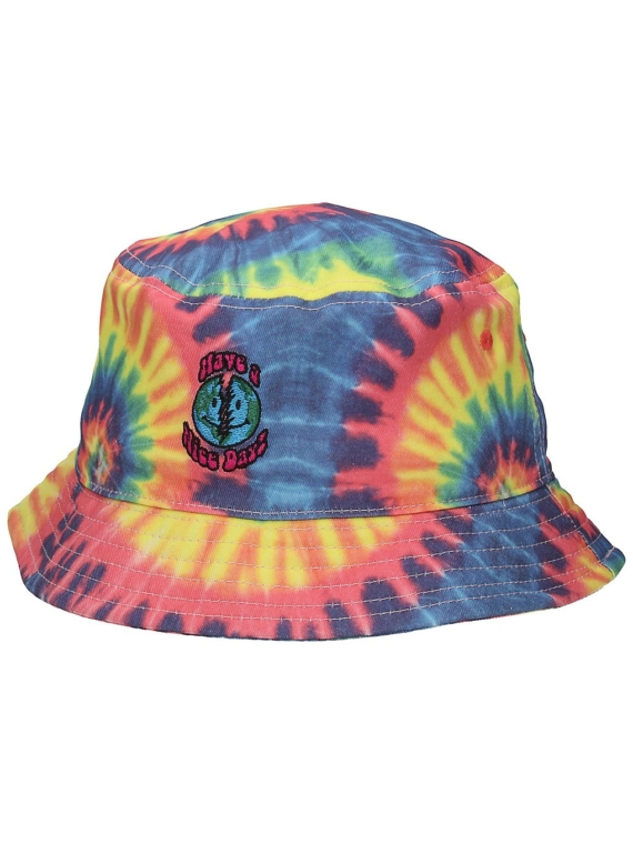 t-shirtnage Nice Swirl Bucket hoed patroon