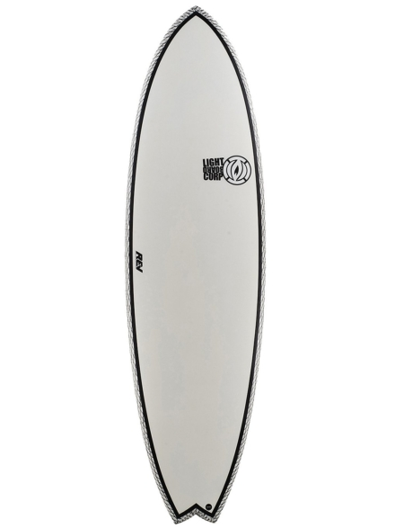 Light Microlog 2.0 Cv Pro Epoxy Future 6'8 wit