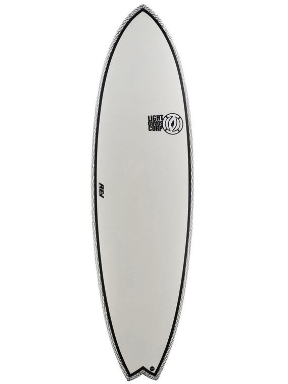Light River 2.0 Cv Pro Epoxy Future 5'8 wit