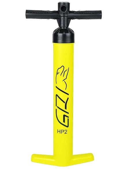 Light Gri Hp2 Double Action Pumps patroon