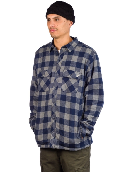 Dravus Sherpa Shirt blauw
