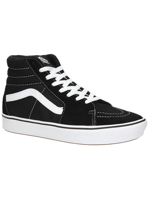 Vans Comfycush Sk8-HI Sneakers zwart