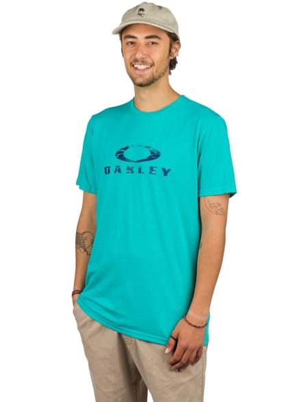 Oakley Water Ellipse T-Shirt blauw