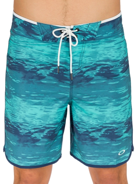 """Oakley Water 19"""" Boardshorts blauw"""