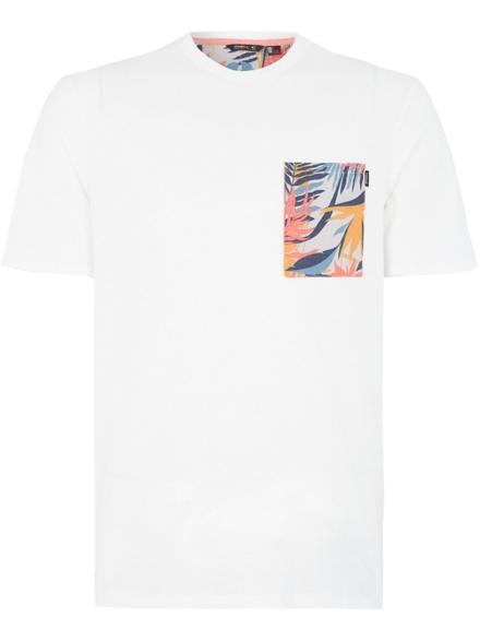 O'Neill Kohala T-Shirt wit
