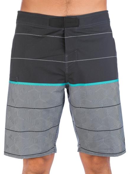 O'Neill Hyperfreak Wanderer Boardshorts grijs