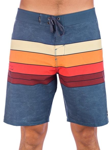 O'Neill Hyperfreak Heist Line Boardshorts blauw