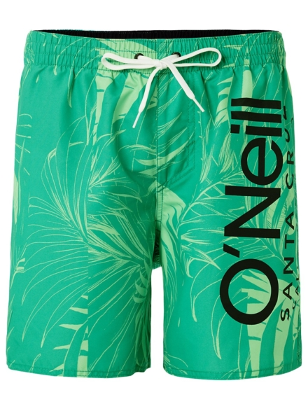 O'Neill Cali Floral Boardshorts groen