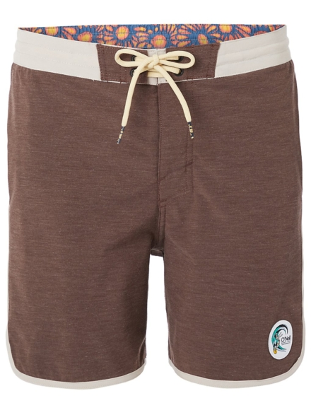 O'Neill Original Scallop Boardshorts patroon