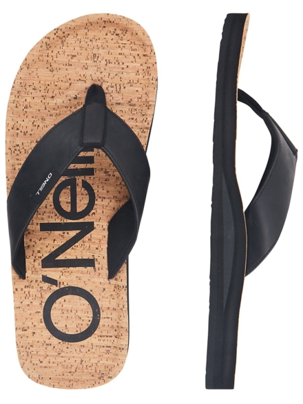 O'Neill Chad Fabric slippers bruin