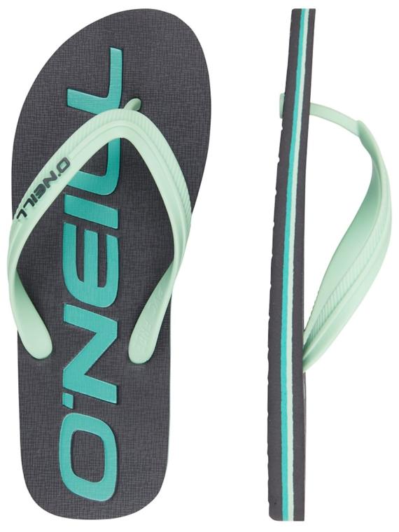 O'Neill Profile Logo slippers grijs