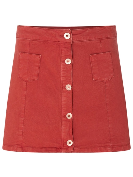 O'Neill Tunitas Skirt rood