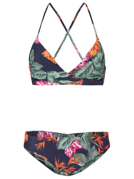 O'Neill Baay Maoi Mix Bikini Set blauw