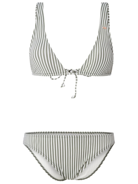 O'Neill Tahiti Rita D Cup Bikini Set groen