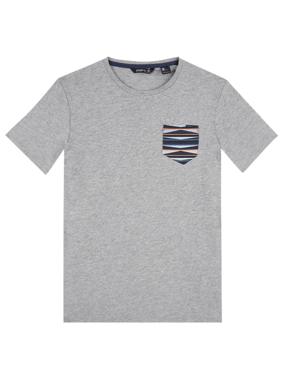 O'Neill Horizon Pocket T-Shirt grijs