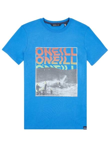 O'Neill The Point T-Shirt blauw
