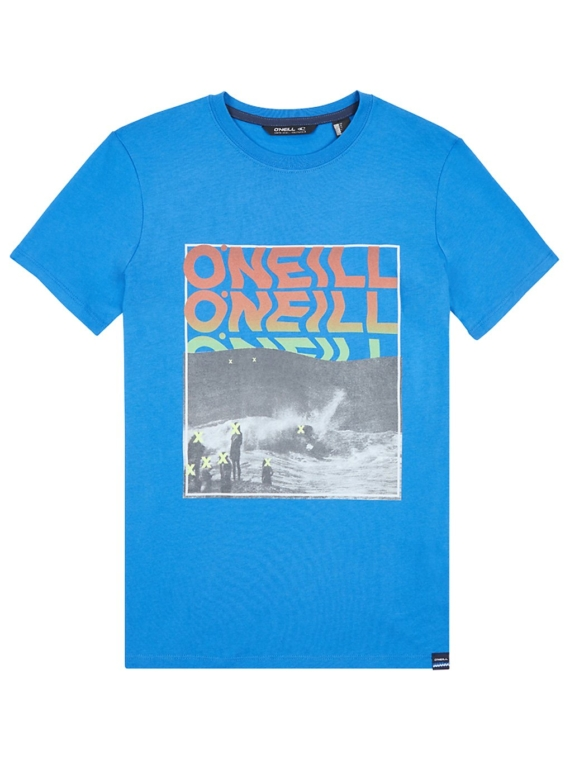 O'Neill The Point T-Shirt blauw