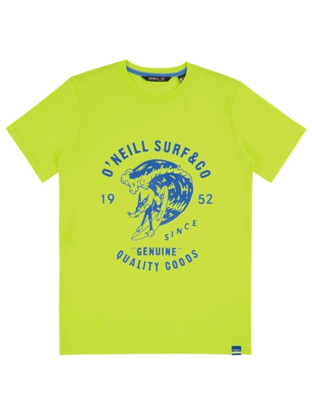 O'Neill Connor T-Shirt geel