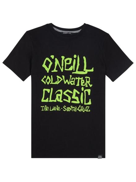 O'Neill Cold Water Classic T-Shirt zwart